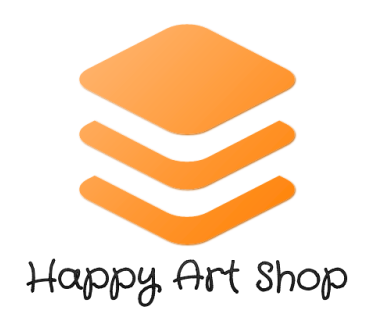 Happy Art Shop - We will leave you with a smile.
